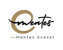 e-mentes övezet logó